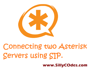 Connecting two asterisk PBX using the SIP protocol in detailed tutorial.