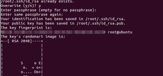 creating SSH Keys using ssh-keygen command in Ubuntu and centos linux machines