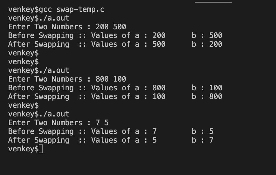 Swap-numbers-without-using-third-number