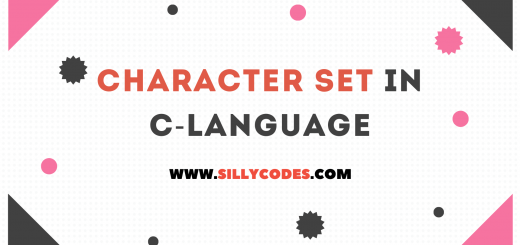 character-set-in-c-language