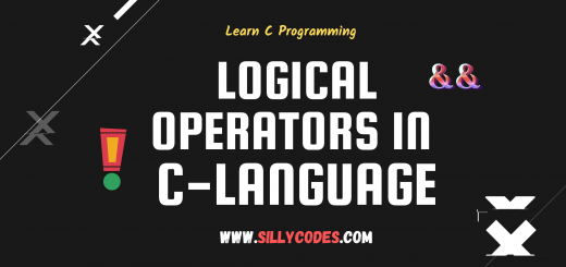 Logical-Operators-in-C-Language-with-Examples